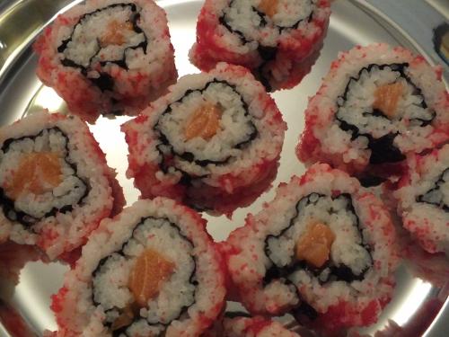 sushi, maki, uramaki, preparare il sushi
